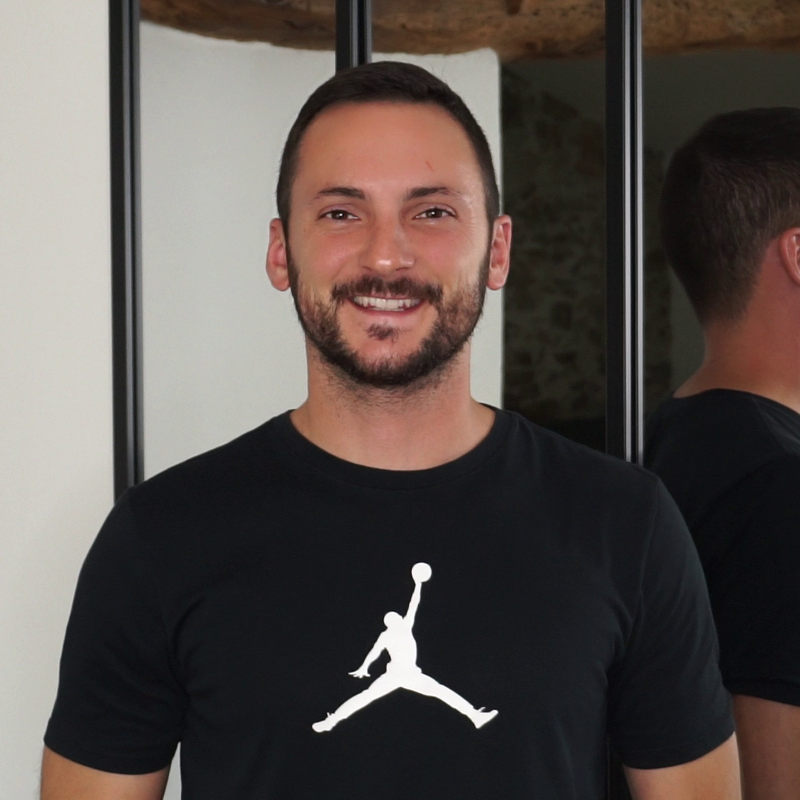 Julien Ferchaud - Coach sportif à domicile Nantes